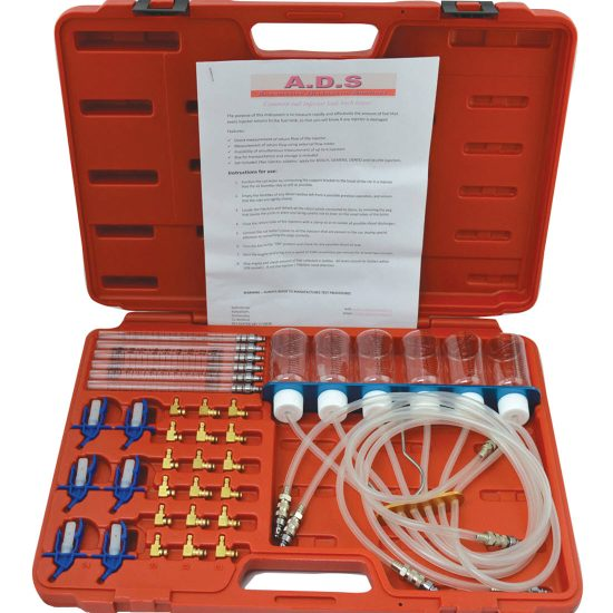 Common Rail Injector Leak Back Test Kit