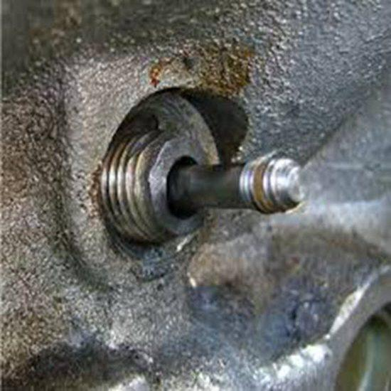 Glow Plug Main Body Removal Tools