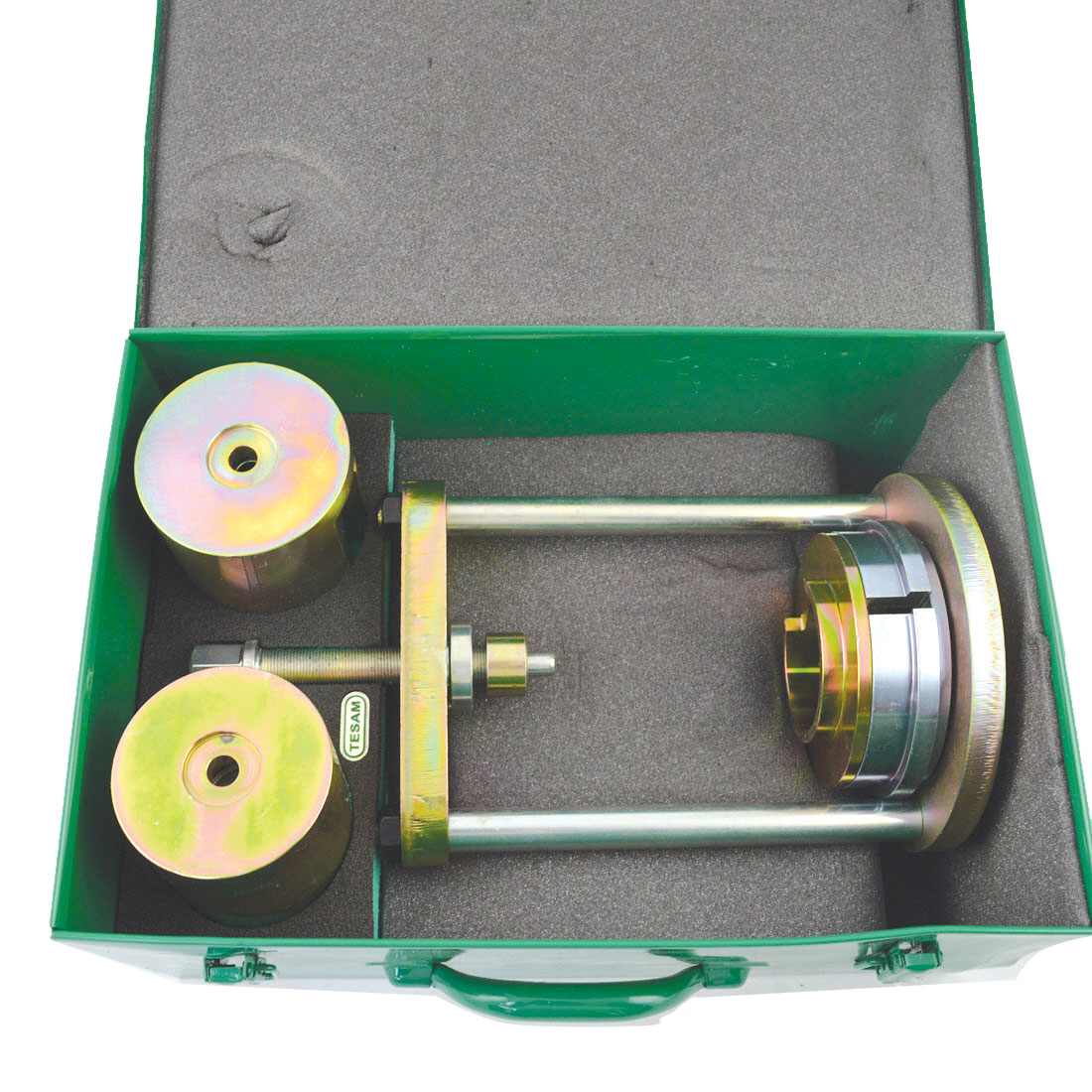 Tool Suspension Arm : Ford rear trailing arm bush replacing tool set for sale