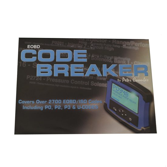 EOBD/OBD Code Breaker Manual