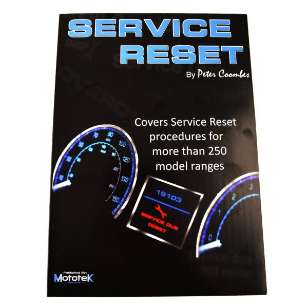 Service Reset Procedures Manual