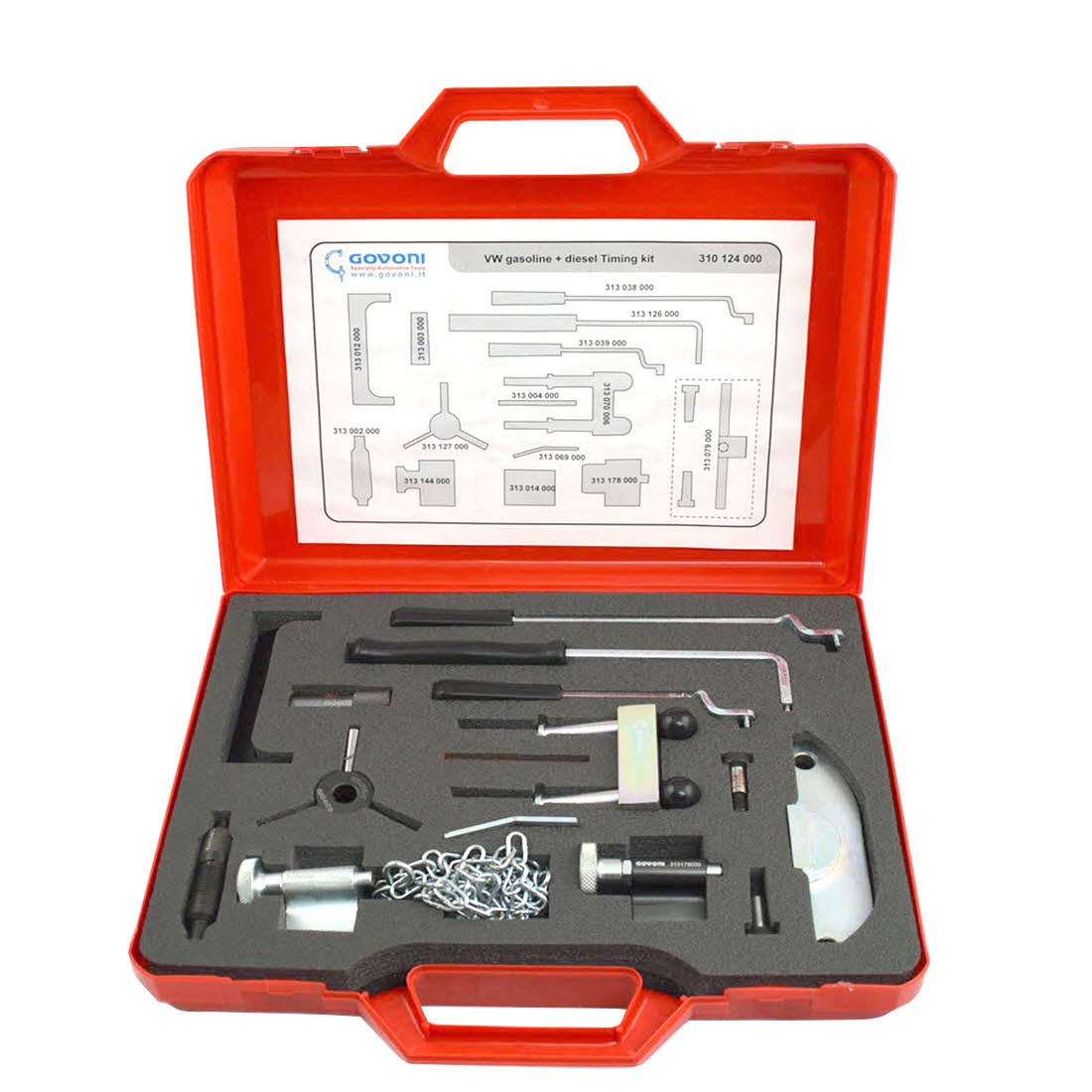 Volkswagen-timing-tool-kit