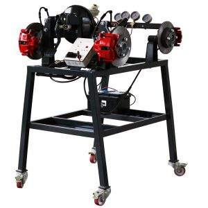 Braking system rig