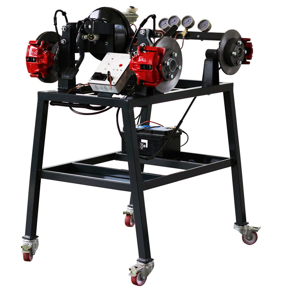 Braking System Training Rig With Abs For Sale