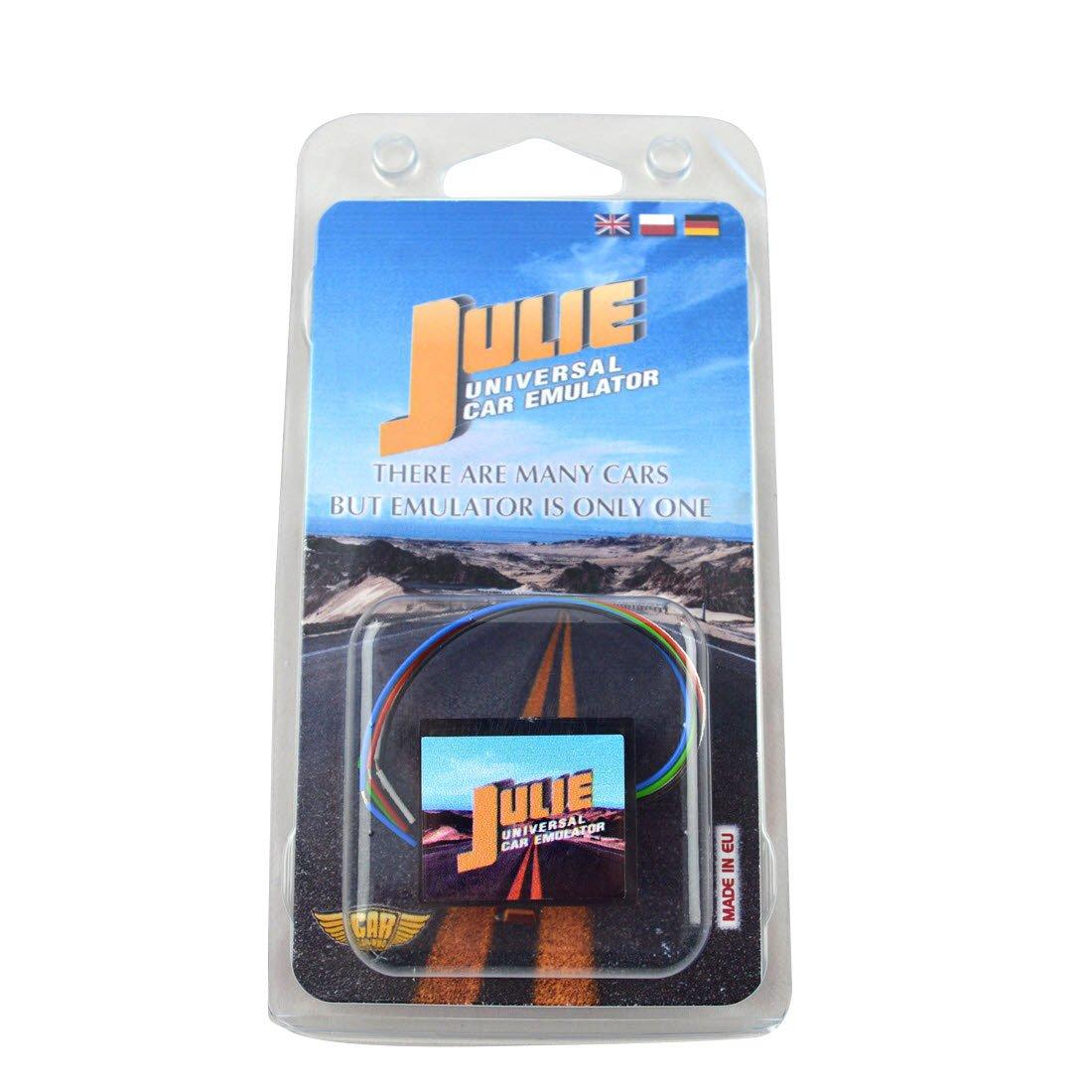 Julie-universal-emulator