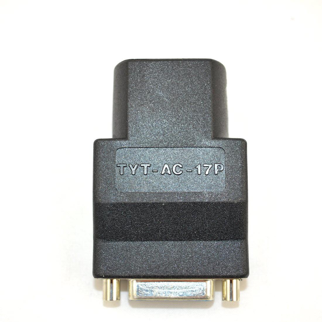 Autoland-toyota-pre-16-pin-connector