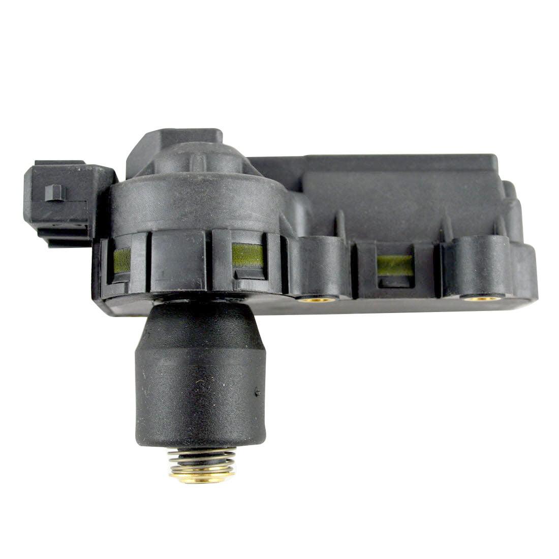Idle speed control valve