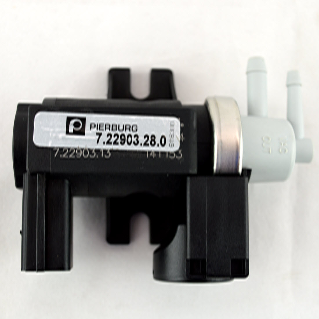 EGR valves and control solenoids
