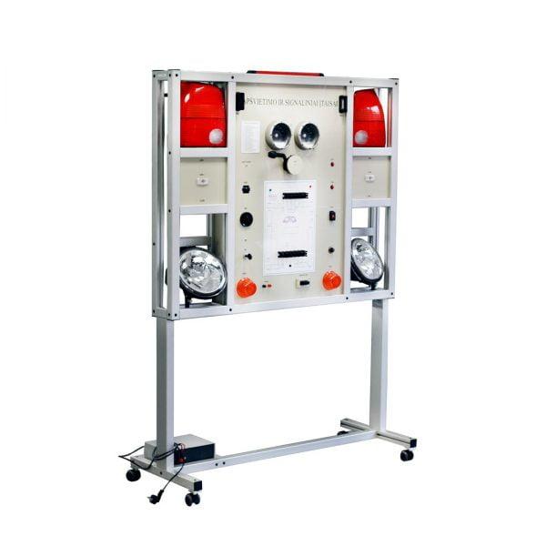 lighting training board simulator