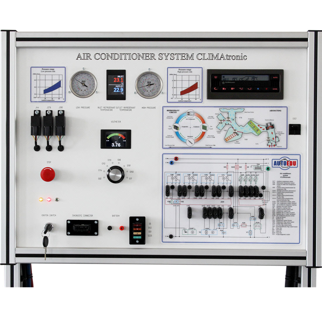 Magnificent Panel Board Wiring Training Contemporary - Electrical ...
