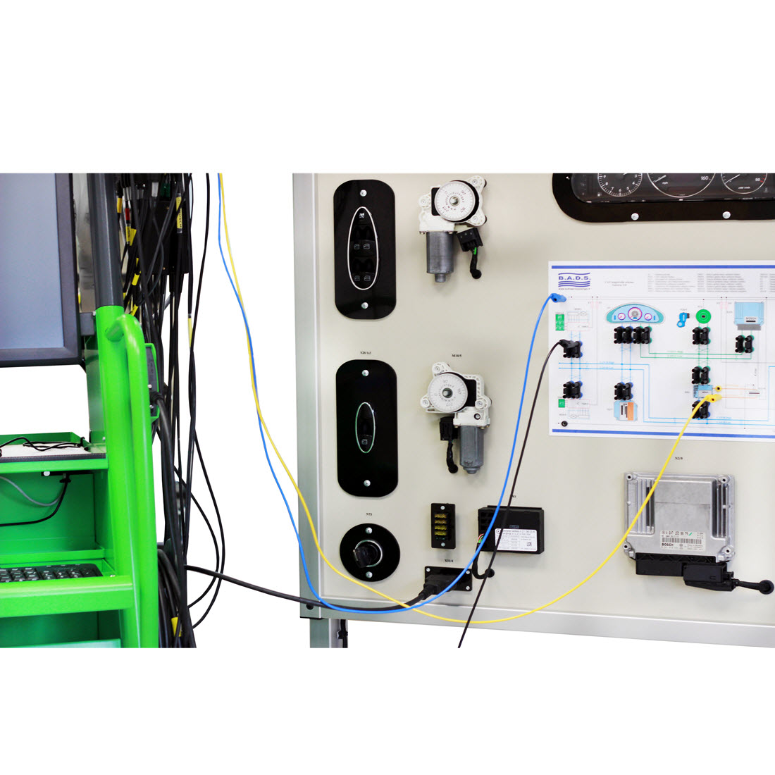Auto Electrical Wiring Board Diagrams Img And System Training Simple Diagram Schema Kits