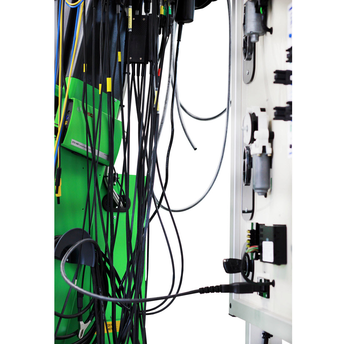 Basic Electrical Wiring Training Boards Schematic Diagrams Residential Simulator Can Bus Board For Sale Ryansautomotive Ie Home