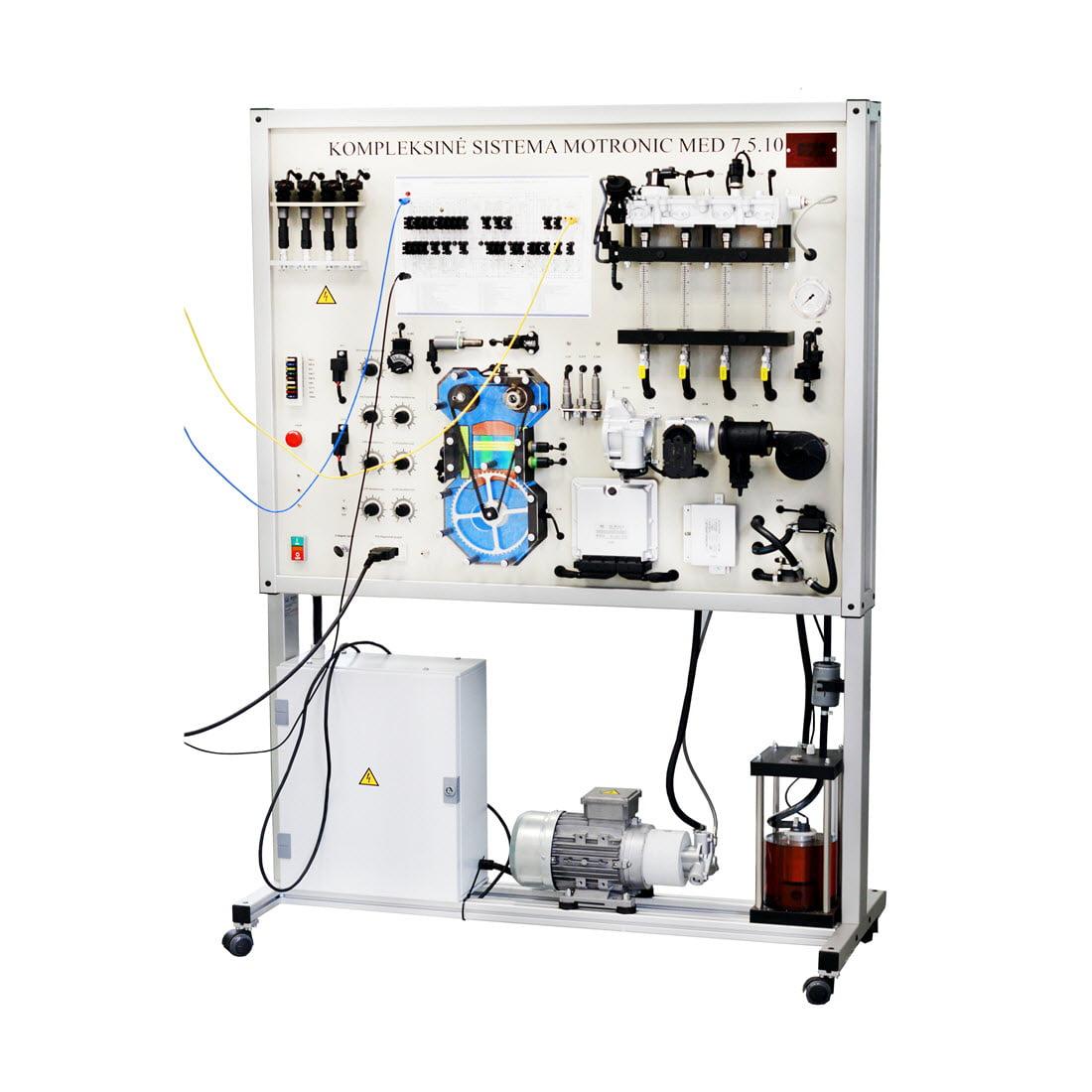 Auto Electrical Simulator Great Installation Of Wiring Diagram Circuit Training Board Bosch Motronic Fsi For Sale Rh Ryansautomotive Ie Steam Engine
