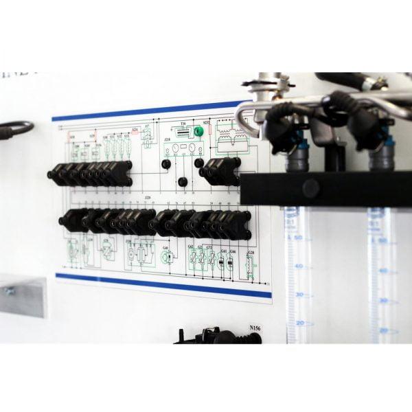 motronic m 3.8 trainin board