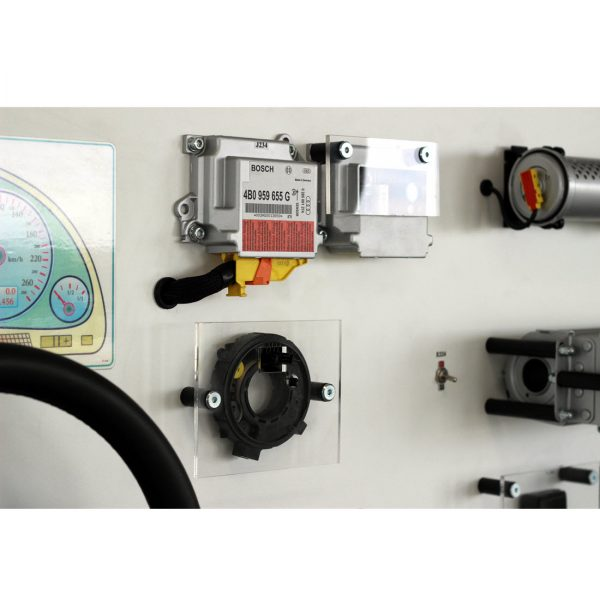 Airbag training board