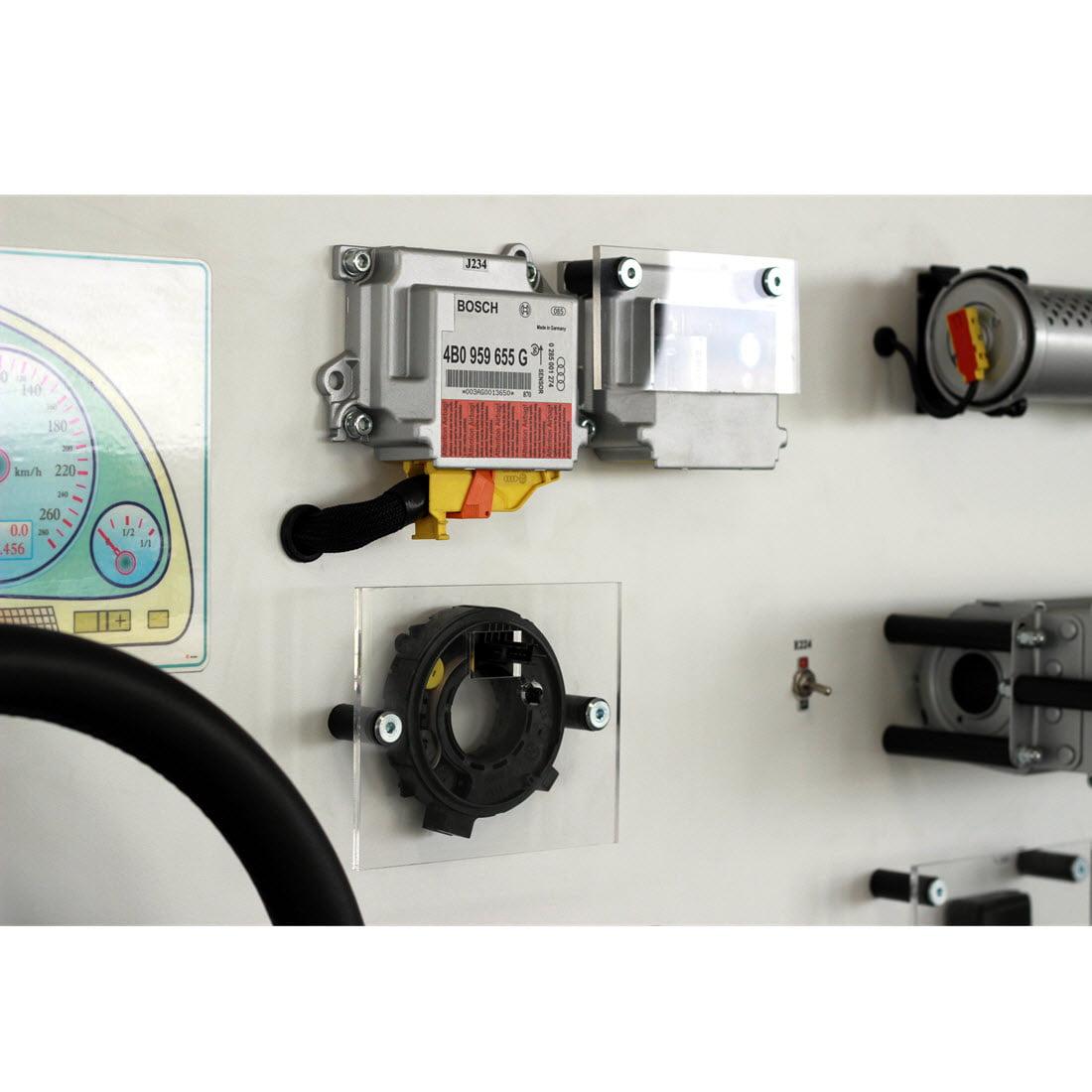 SRS BOSCH AB 8 4 AIRBAG training board-simulator For Sale