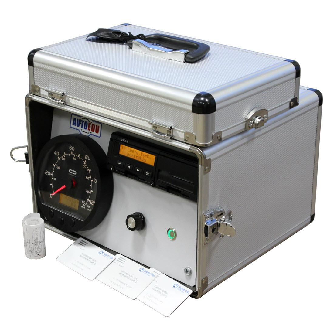 Tachograph Bedienungsanleitung