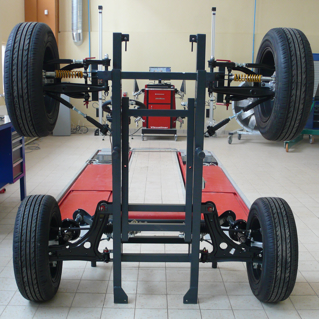 wheel-alignment-training-stand