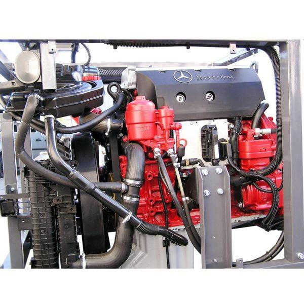 Engine training stand