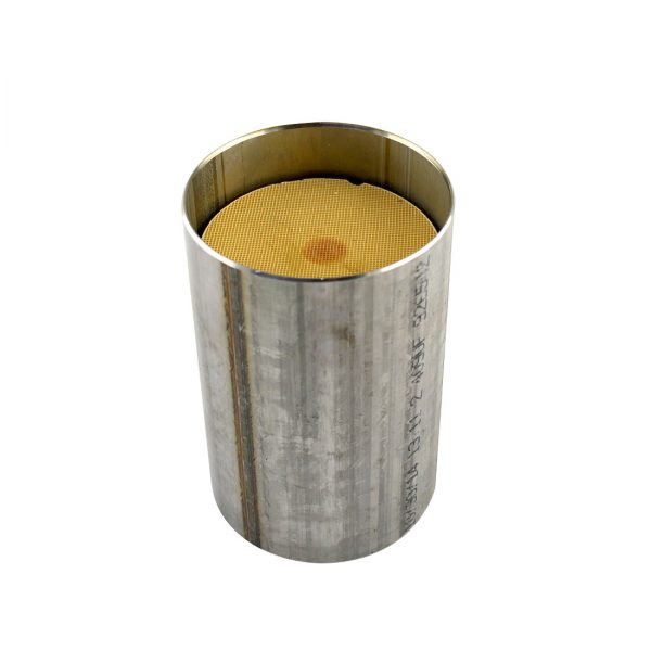 Monolith catalytic converter