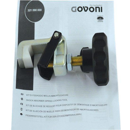 coil spring locking tool