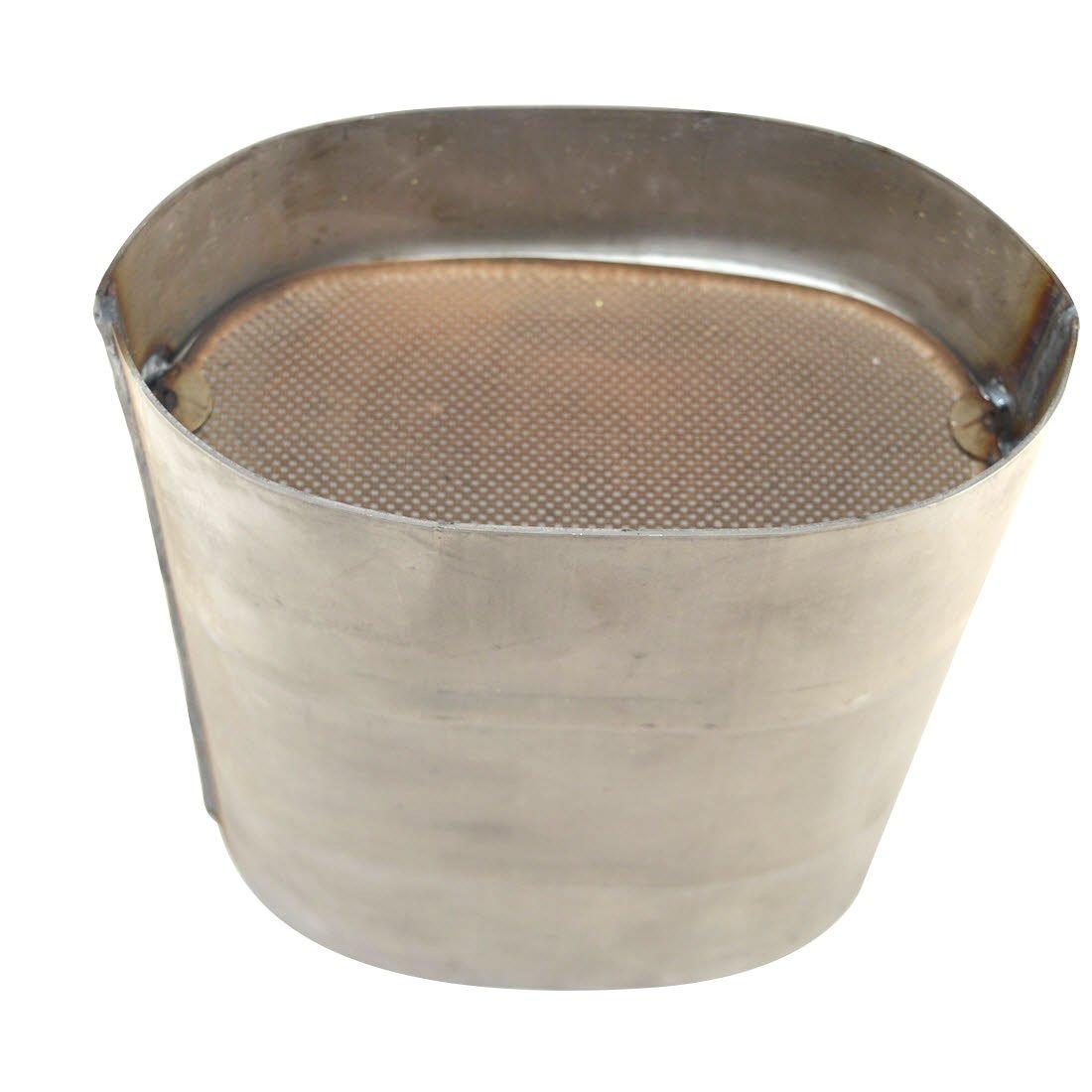 VAG 1.6TDI Weld in dpf filter