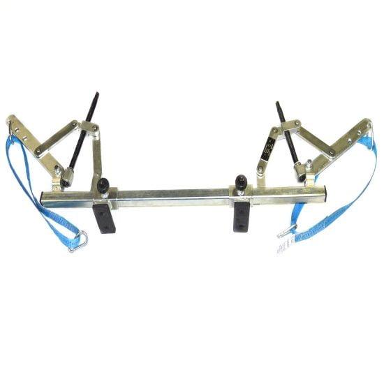 Wishbone holder tool