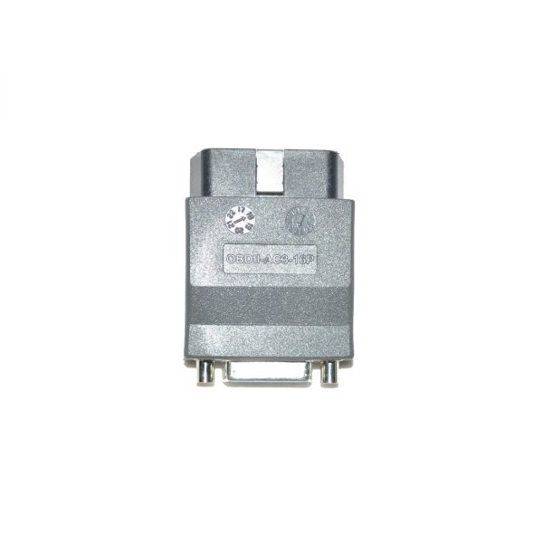 Optional OBD connector