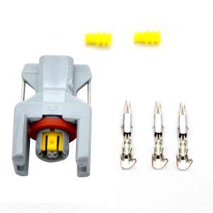 delphi injector connector repair kit
