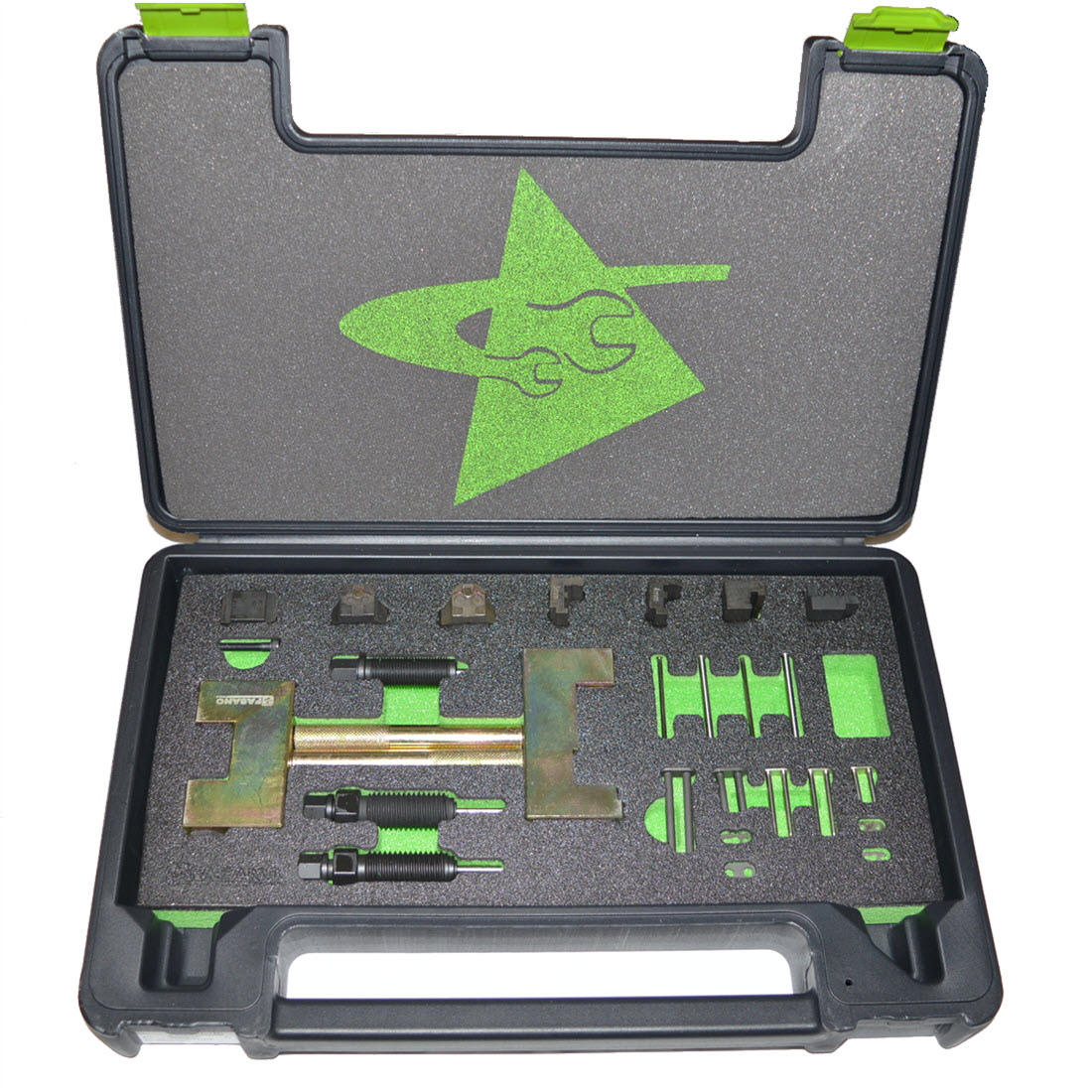 Mercedes-Benz timing chains riveting tool set