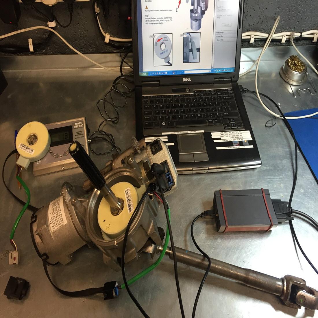 EPS torque sensor