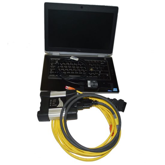 BMW icom next diagnostics