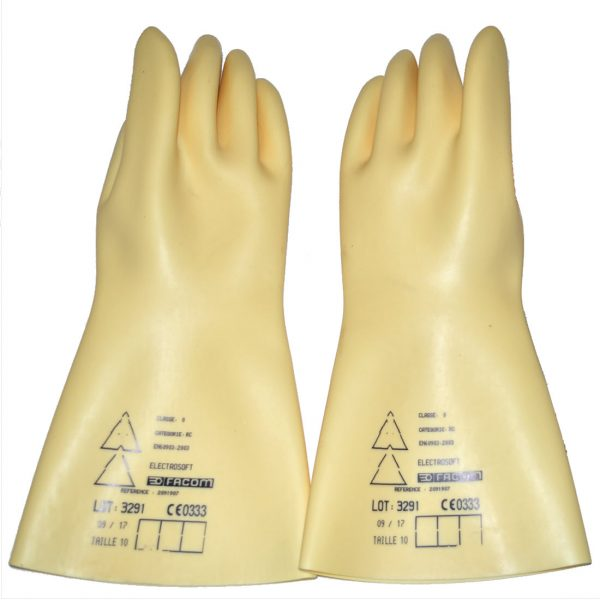 Hybrid and EV safety gloves