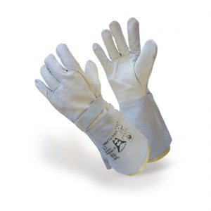 Leather Overgloves Size 10