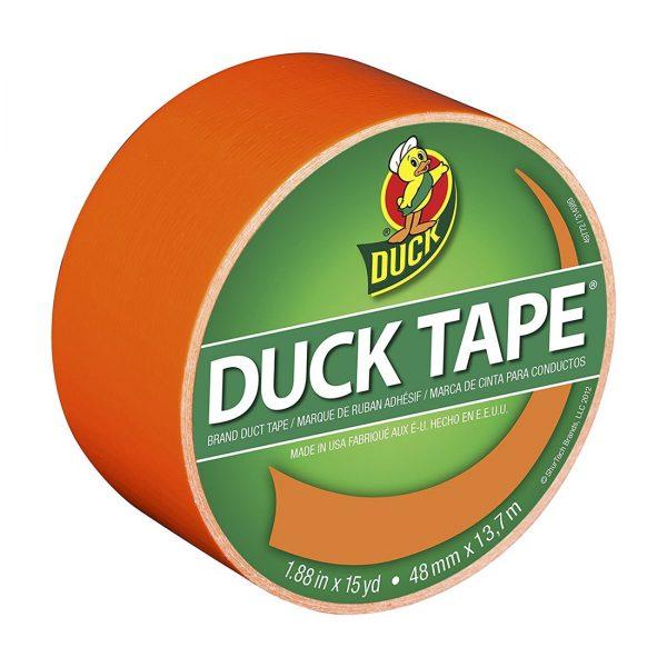 Duct Tape Orange