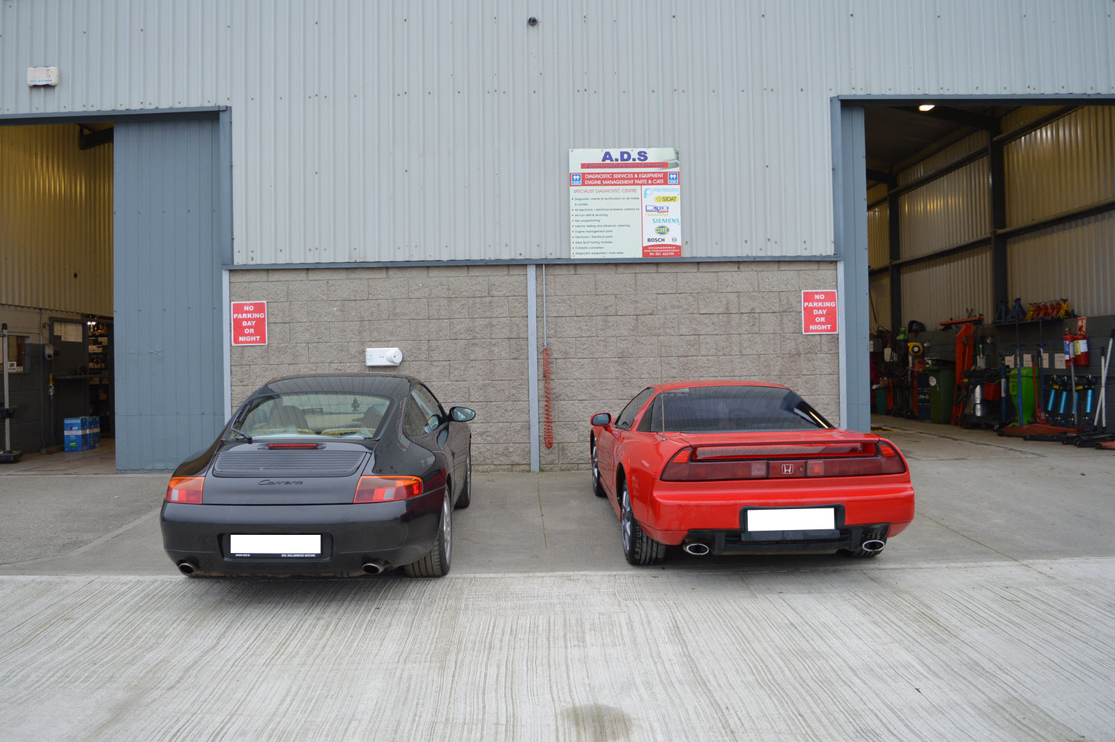 2 Cool Cars In For Some TLC At Ryan\'s Automotive - RyansAutomotive.ie