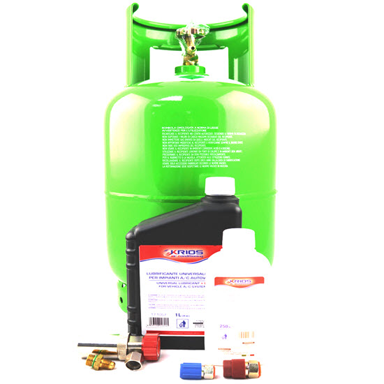 A/C Consumables and Repair Tools