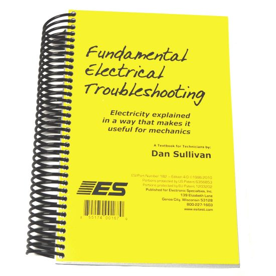 Fundamental Electrical Troubleshooting Book