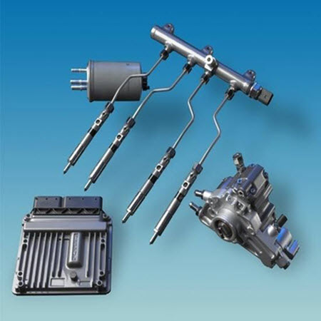 Common Rail / Diesel Test Equipment