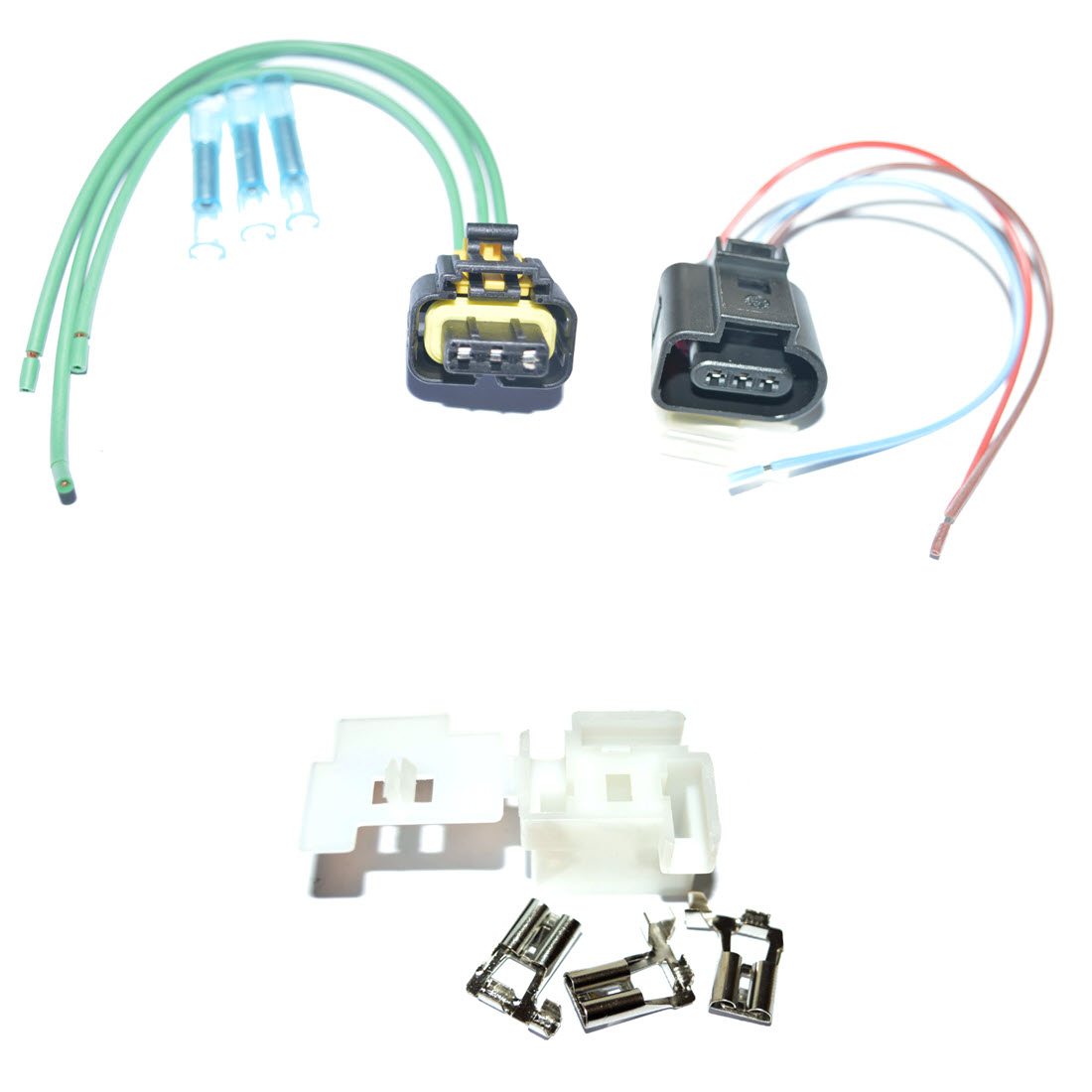 Electrical Connectors 3 Pin