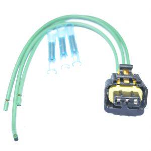 3 pin connector repair kit