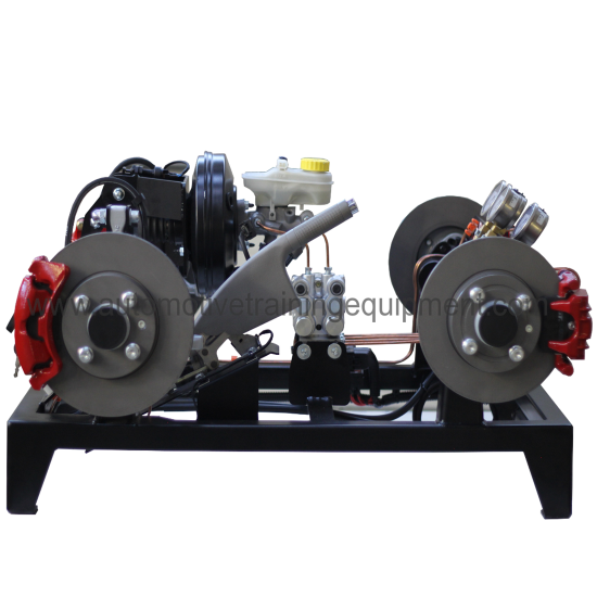 Braking system rig bench version
