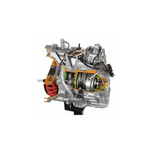 CVT gearbox cutaway model