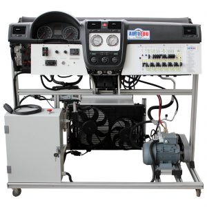 Dual Zone Air Conditioning And Climate Control Trainer