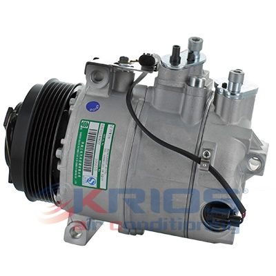 Air Conditioning Compressor Mercedes