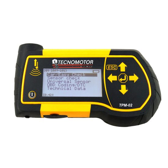 TPMS Test Equipment & Tools