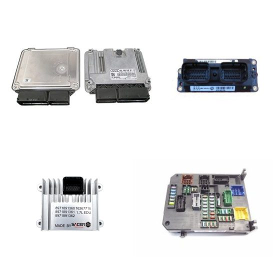 ECU and Control Units