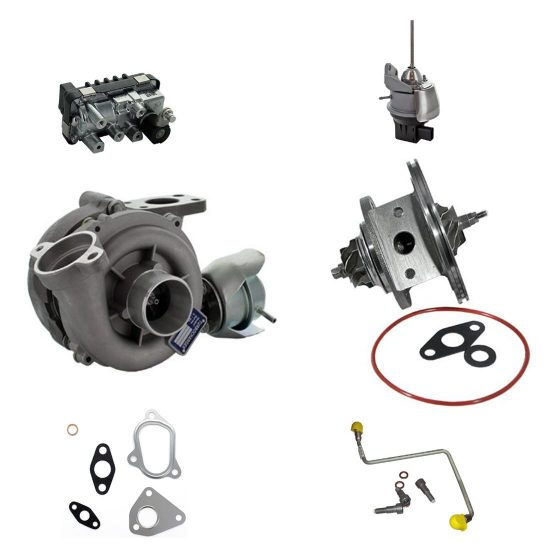 Turbos, Turbo Actuators & Other Turbo Parts