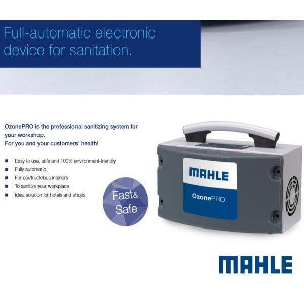 Mahle OzonePro Ozone Generator