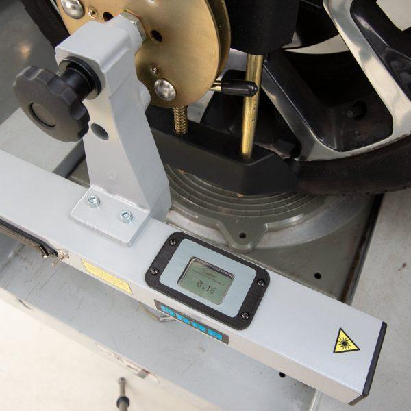 GEOLUX EL Laser Wheel Aligner